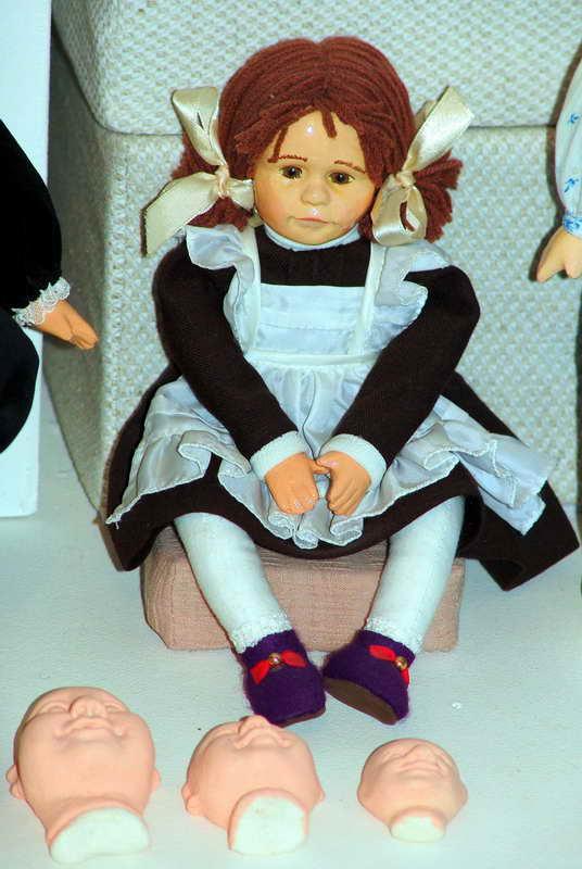 Как сделать куклу из соленого теста своими руками в домашних условиях 61